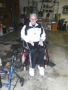 Weller wheelchair