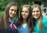 3 girls Ukraine