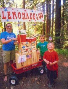 McNally family lemonade