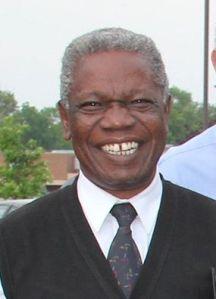 Zambian elder Wilson Nkhoma
