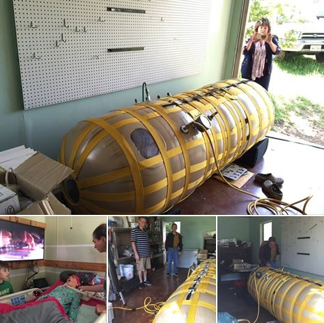 hyperbaric chamber Texas