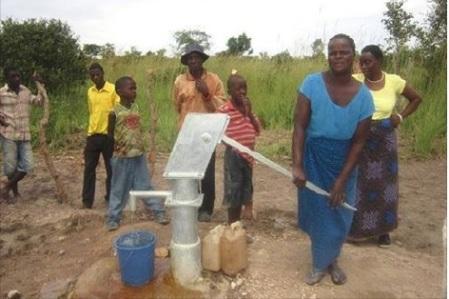 Zambia well