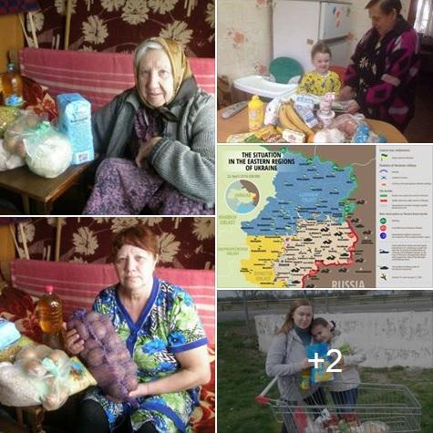 Ukraine help refugees