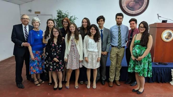 Santiago scholarships